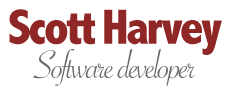 Scott Harvey - Software Developer